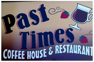 Past Times Coffee House & Restaurant